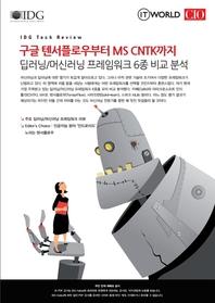 '구글 텐서플로우부터 MS CNTK까지' 딥러닝/머신러닝 프레임워크 6종 비교 분석 - IDG Tech Review